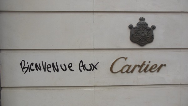 Thieves Snatch $20 Million Worth of Cartier Jewelry and Watches in Cannes Heist
