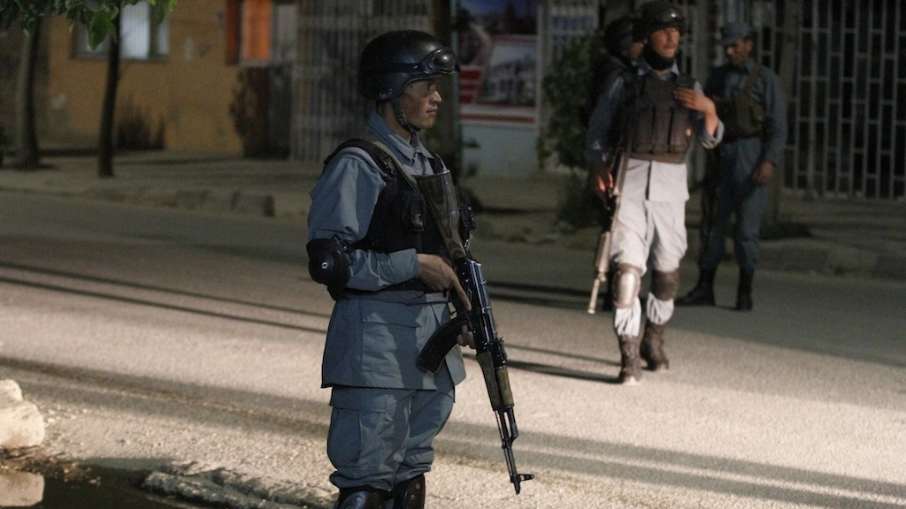 Foreigners Targeted as 14 Killed in Kabul Guesthouse Attack
