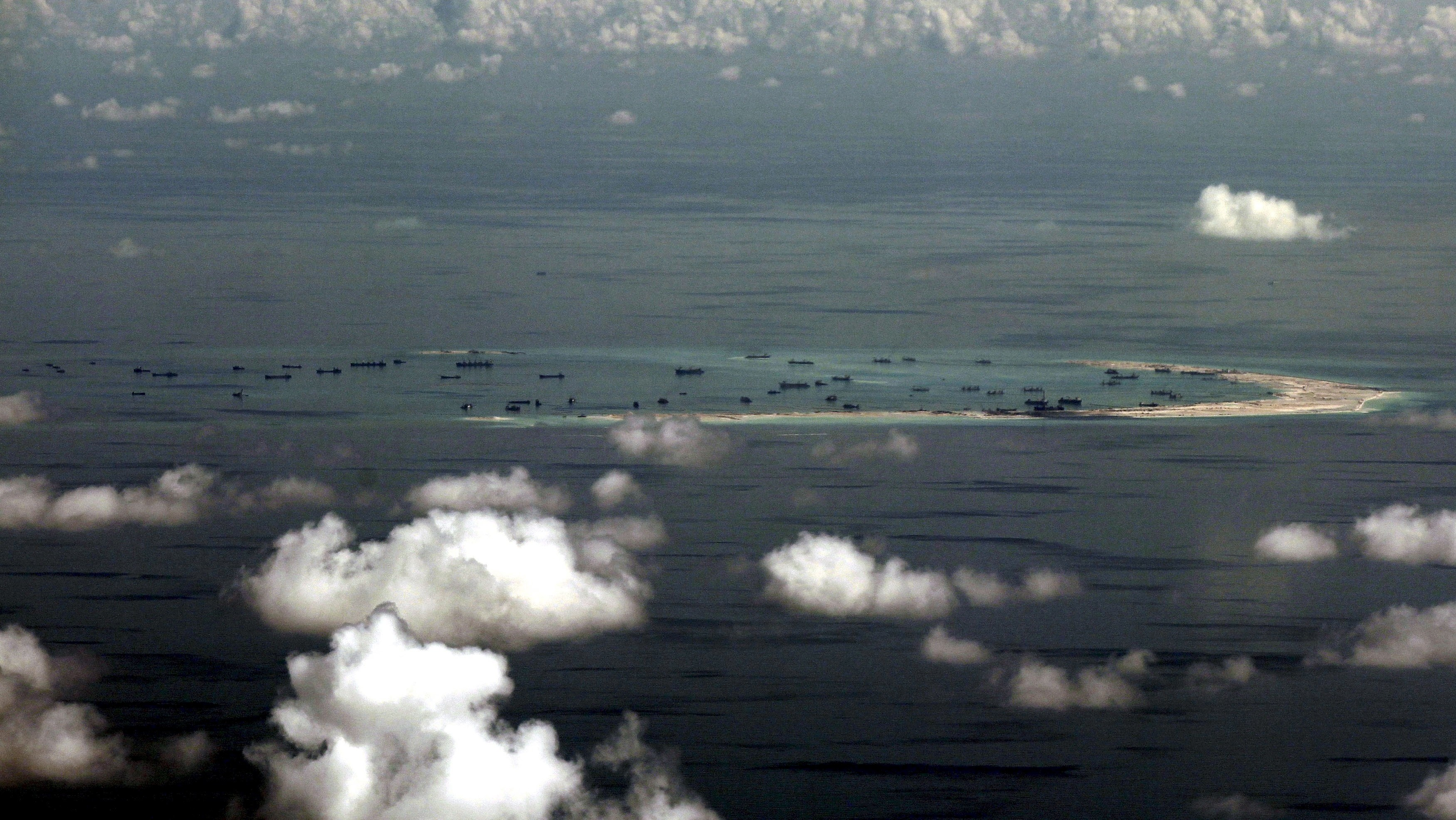 China Is Staking Stronger Claims in the South China Sea on Eve of Kerry's Beijing Visit