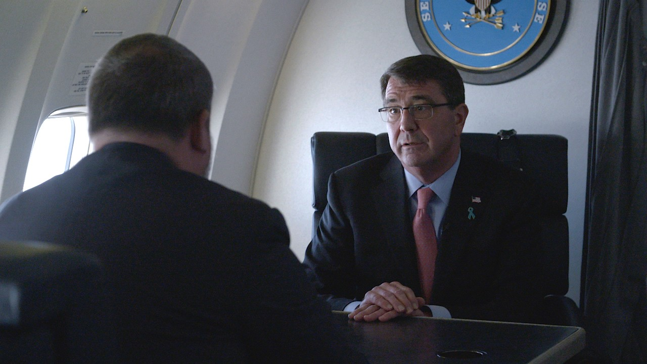 Nukes Won't Buy Russian Prosperity: VICE News Interviews Pentagon Chief Ashton Carter