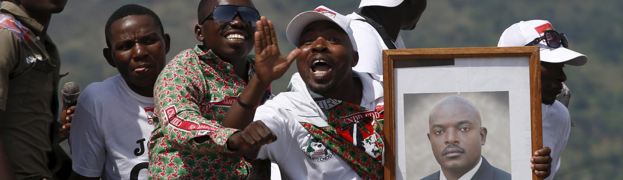 Burundi's Response to Coup Said to be Brutal as Embattled President Reclaims Control