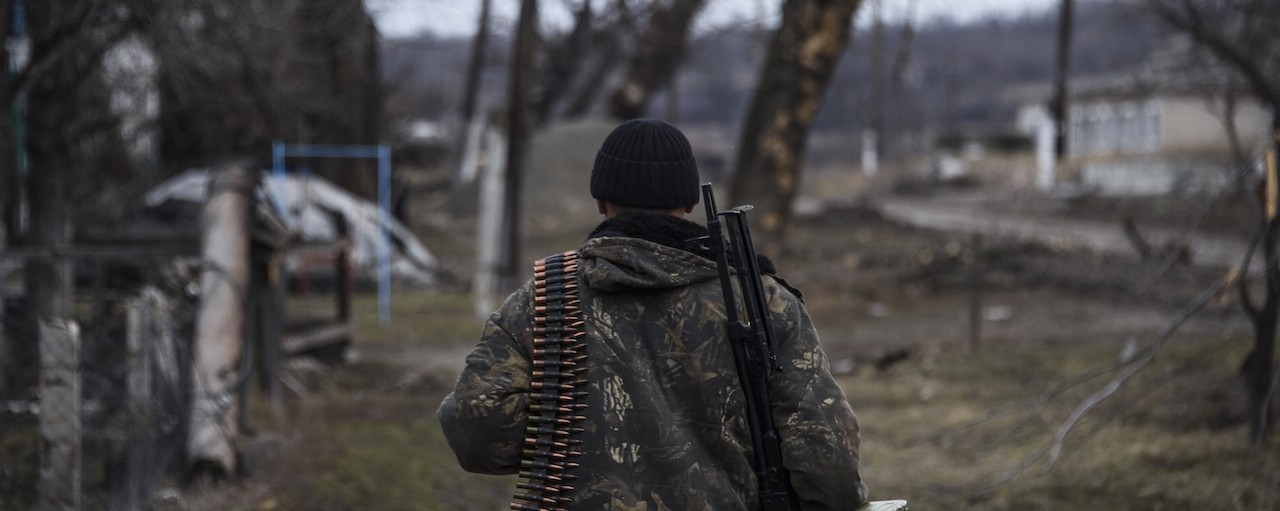 Ukraine Releases Video to Prove Its Claimed Capture of Two Russian 'Special Forces'
