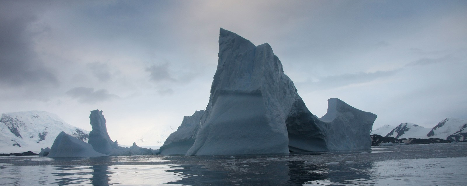 A 10,000-Year-Old Ice Shelf in Antarctica Is Disintegrating