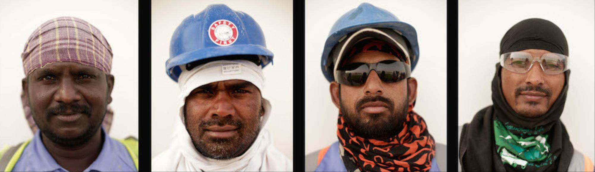 Conditions Are Not Improving for Qatar's Desperate World Cup Workers