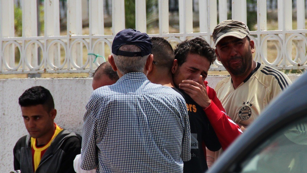 Gunman Opens Fire at Tunisian Military Barracks Near Parliament