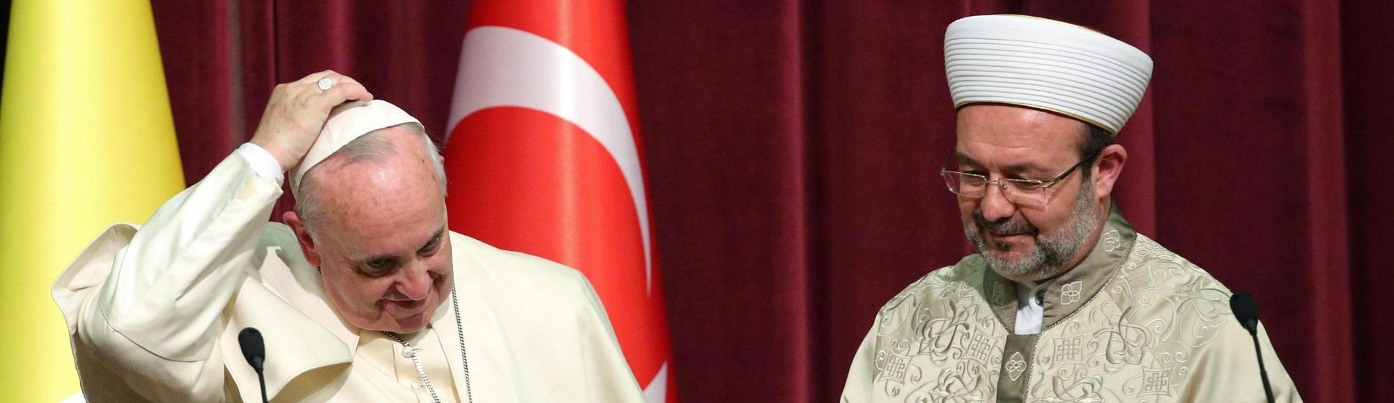 Our Cleric's Better Than Your Cleric: Turkey's President Promises Top Imam a Private Jet