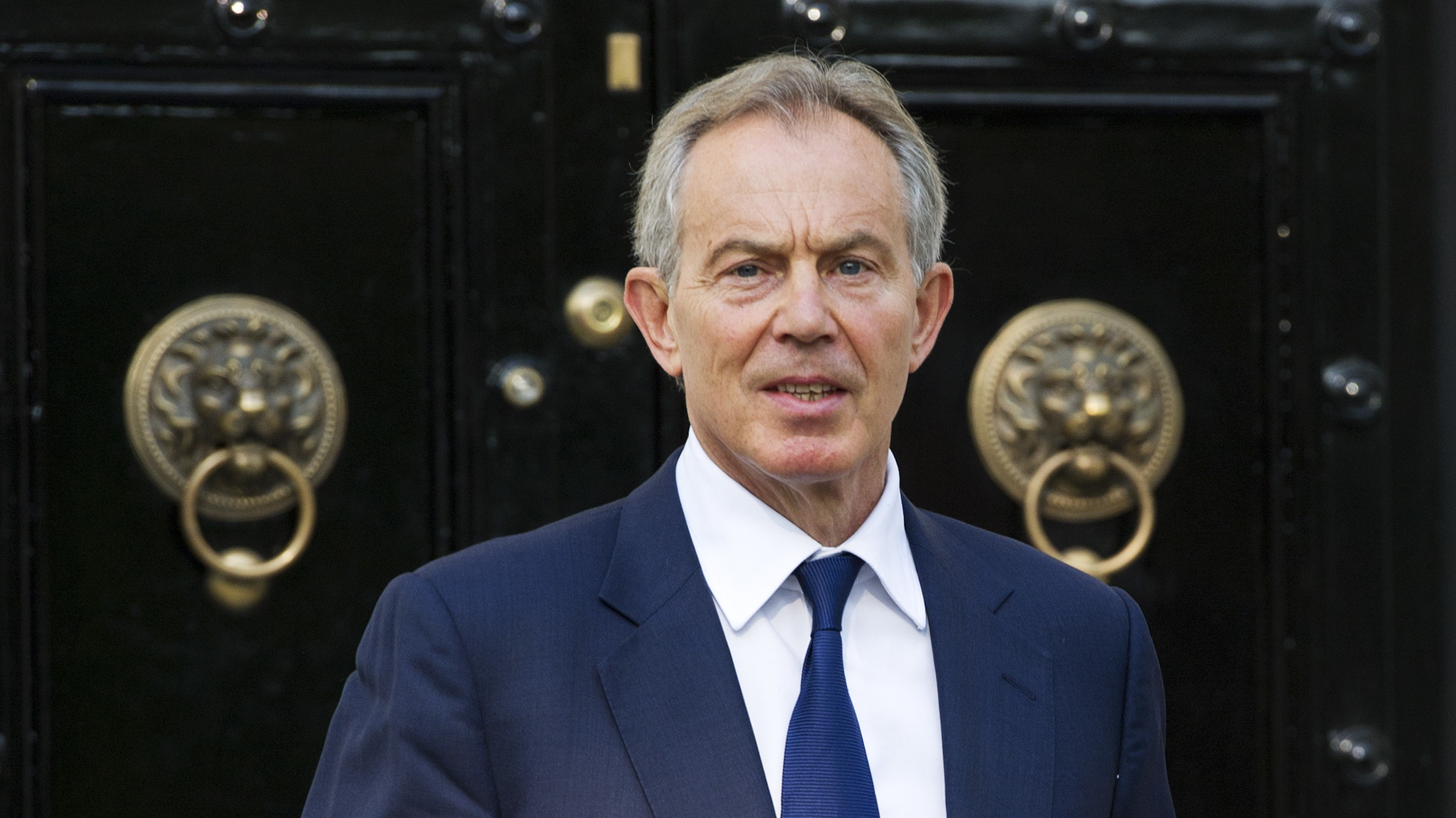 Tony Blair Resigns from Middle East Envoy Position, Official Says