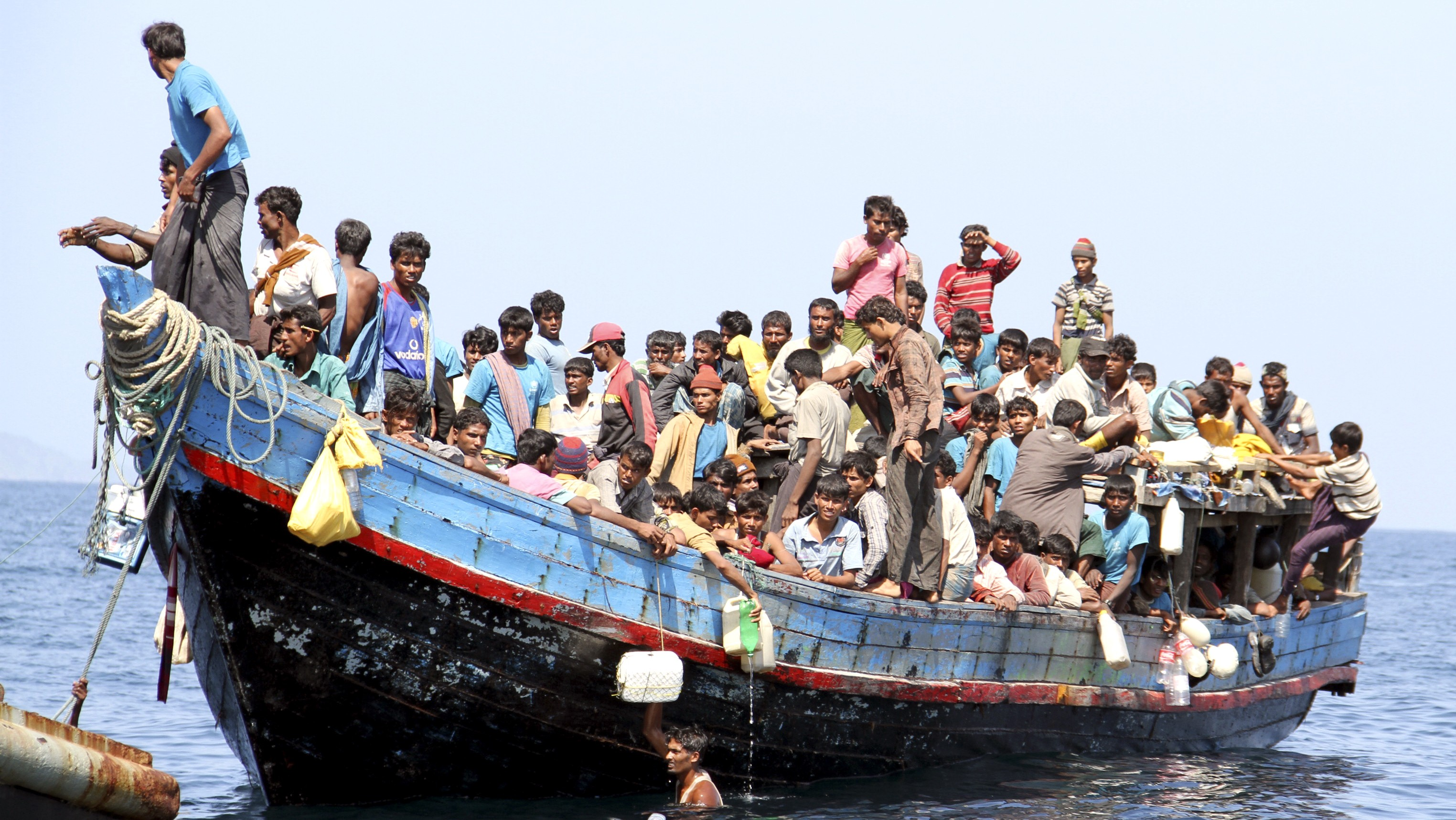 'Finger Pointing Will Take Us Nowhere': Myanmar Denies Responsibility for Migrant Crisis