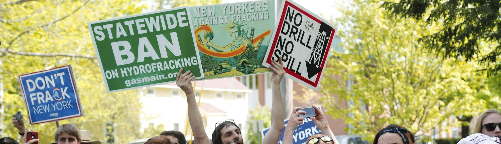 These States Are Telling Locals Not to Get in the Way of Fracking