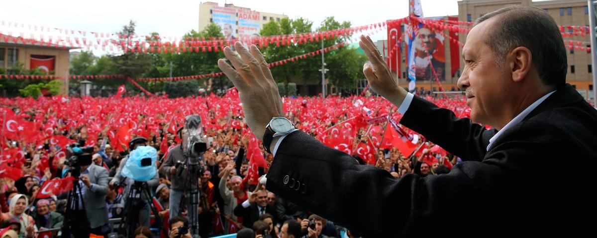 Erdogan Hopes to Further Consolidate Powers in Turkish Election