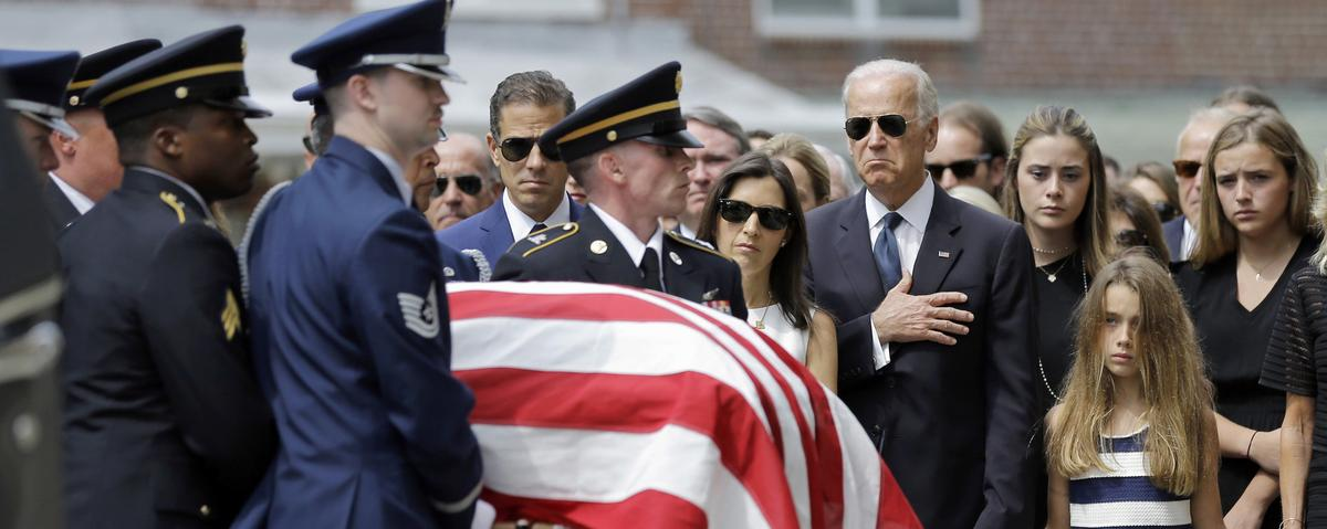As Washington Mourns Beau Biden, Congress Considers Bill That Could Lead to New Cancer Treatments