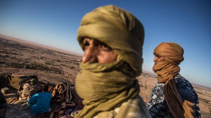In a Southern Libya Oasis, a Proxy War Engulfs Two Tribes