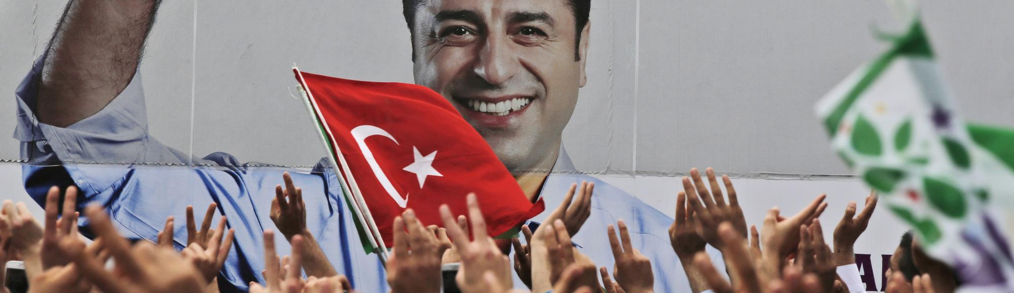 Early Results Go Against Erdogan and Turkey's Ruling Party in Historic Election