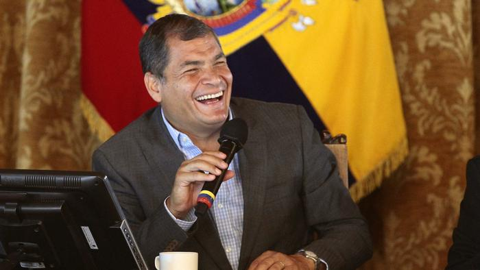 Ecuador's President Wants to Tax Inheritances by as Much as 77 Percent, Sparking Protests