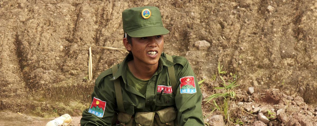 Backed By China, a Massive Narco-Army Angles for More Power in Myanmar