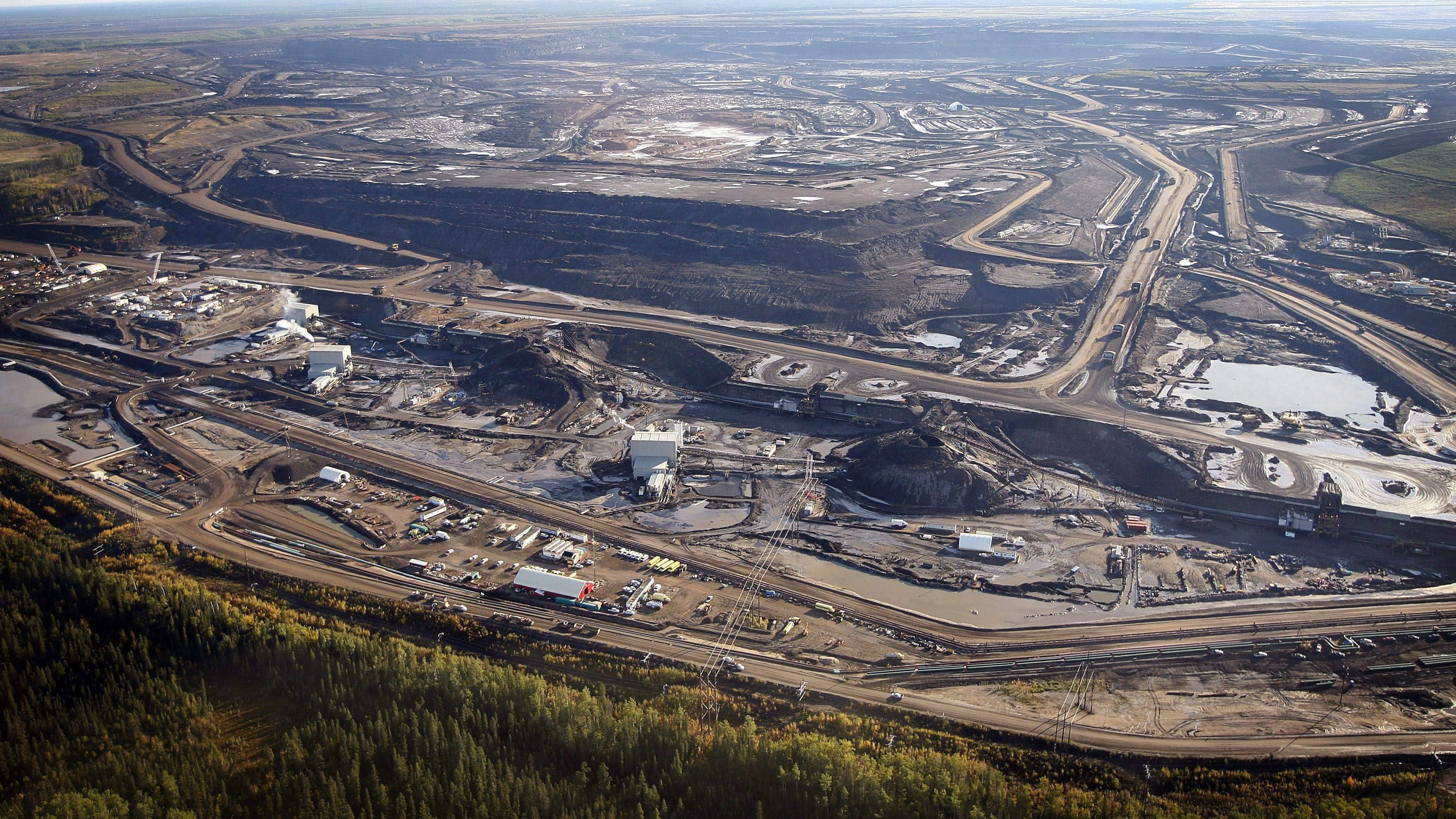 Image result for oil sands moratorium
