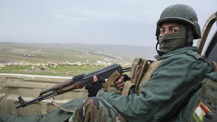 'We Have to Defeat Them': On Mount Sinjar With Kurdish Forces as They Battle the Islamic State