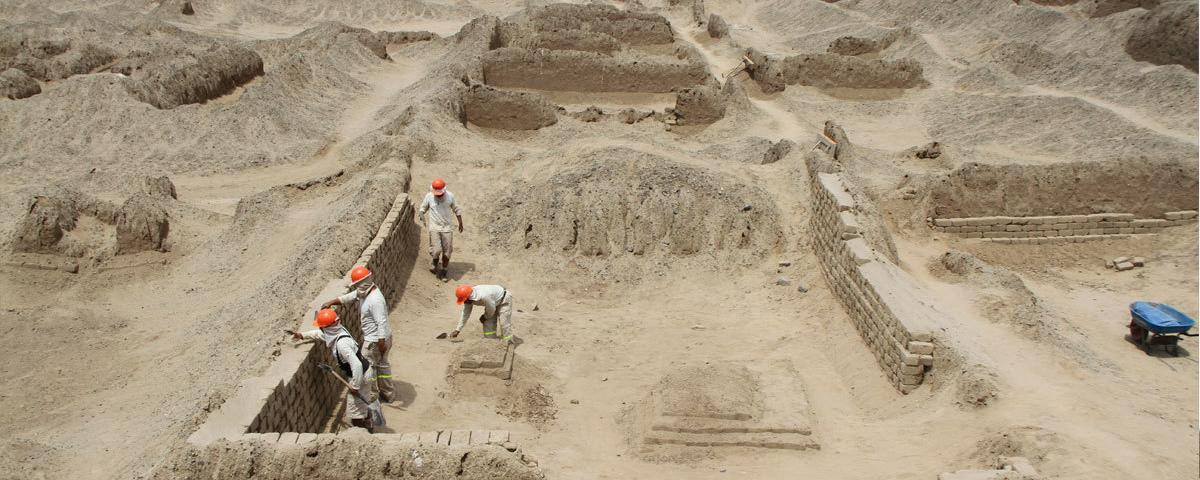 Climate Change Might Be Destroying This Ancient Peruvian Archaeological Site