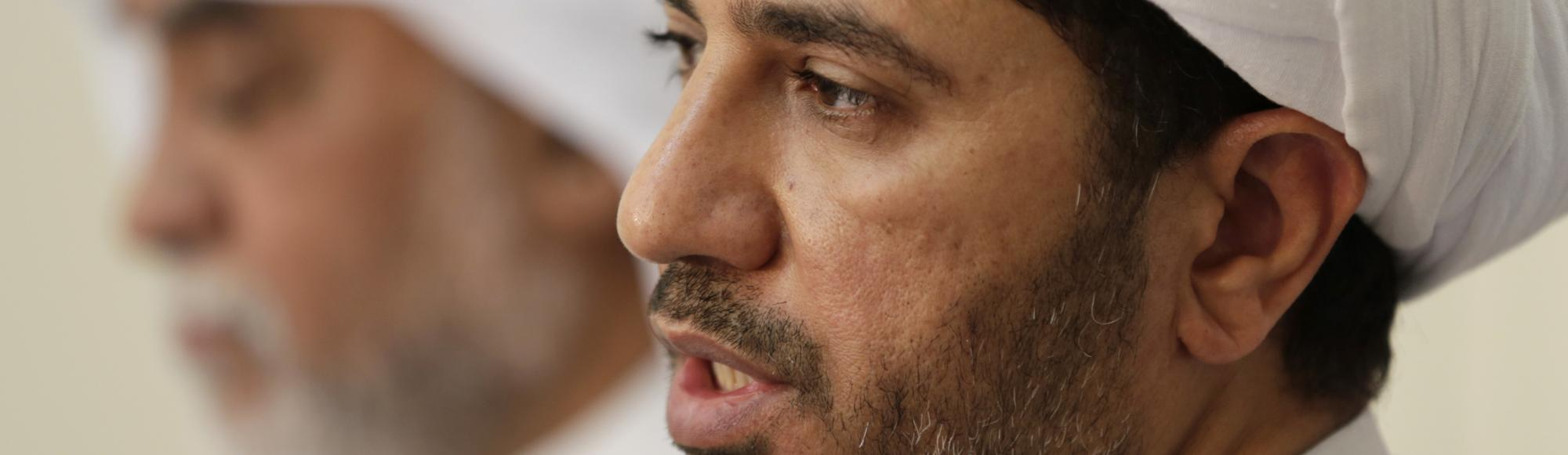 'It Couldn't Be Clearer That They Don't Care': Bahrain's Opposition Leader Gets Four Year Jail Term