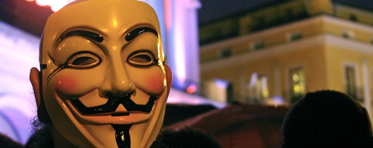 Anonymous Claims Responsibility for Cyber Attack on Canadian Government Websites