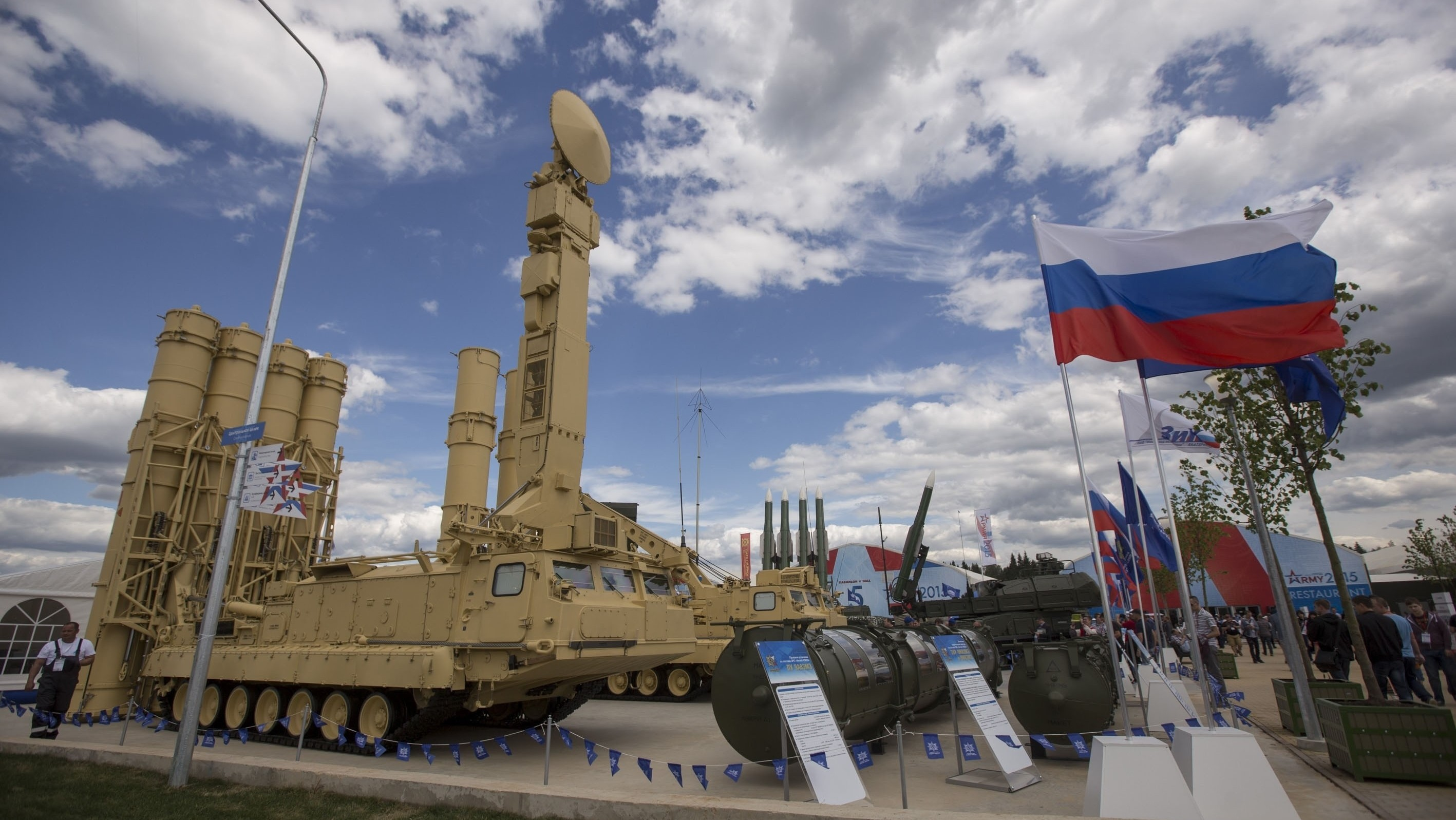Here's What You Can Do at Russia's 'Military Disneyland'