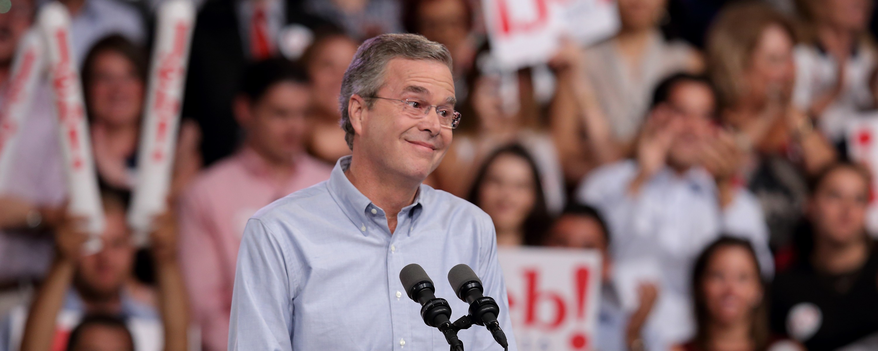 Jeb Bush Is Also Not So Keen on the Pope's Concerns About Climate Change