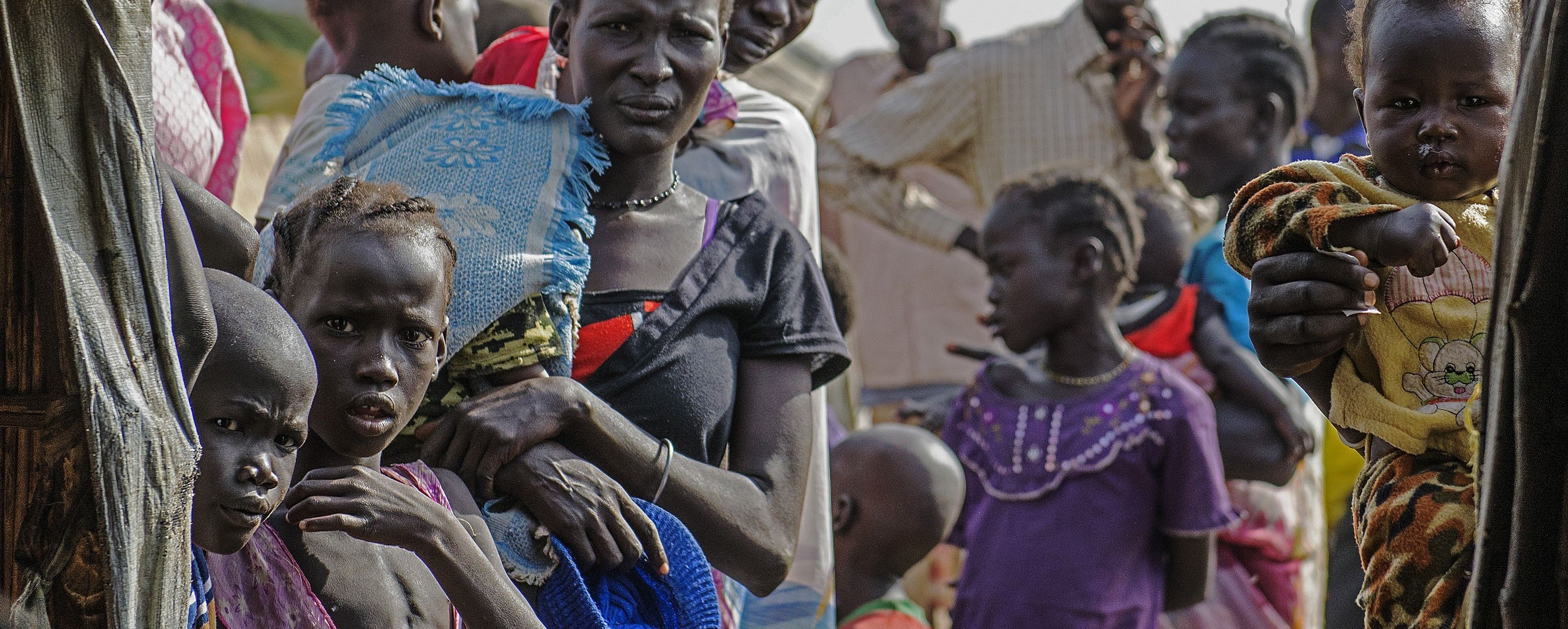 Armed Groups Reportedly Raped, Castrated, and Slit the Throats of Children in South Sudan