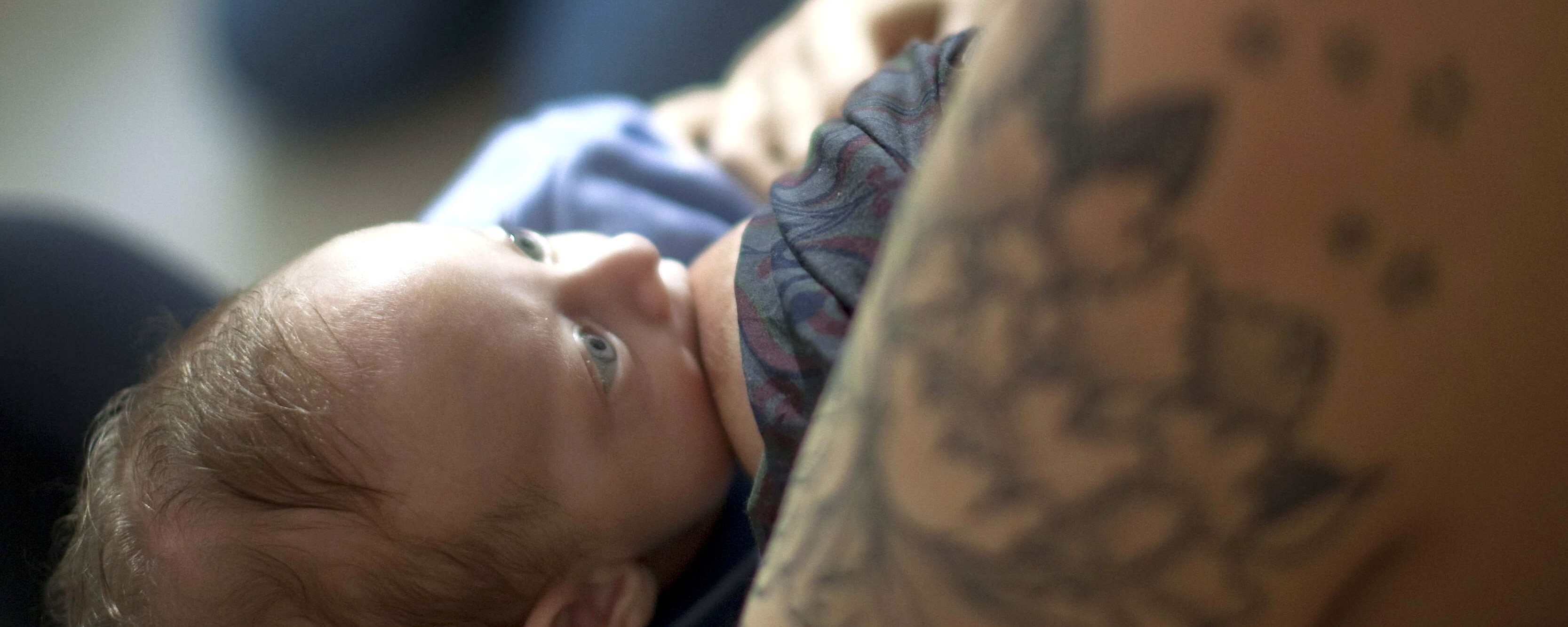 Judge Stops Mother From Breastfeeding Because She Got Tattoos