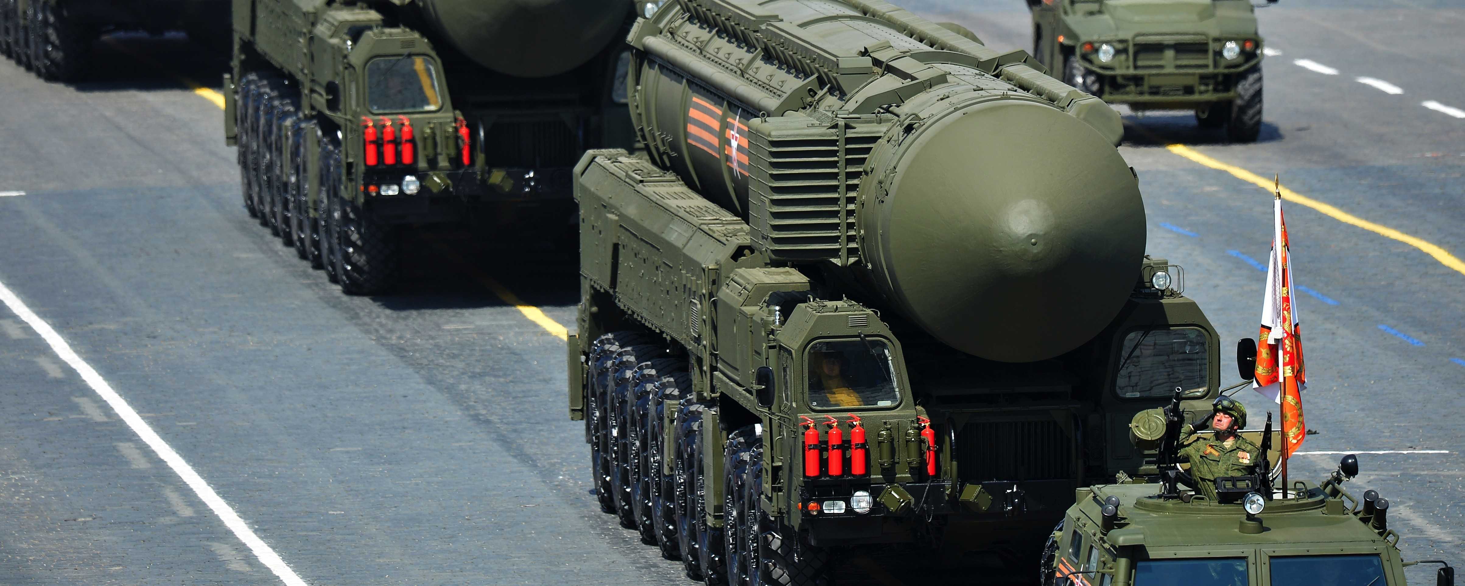 Russia Is Getting New Nuclear Missiles — But It's Probably Not the End of the World