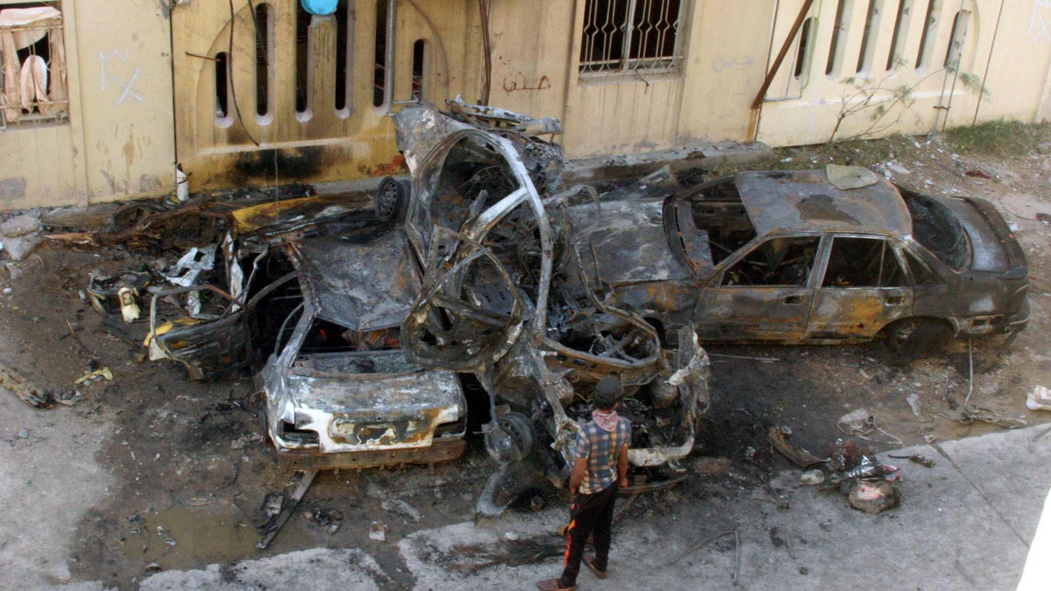 car bombs have become the islamic state's assault 'weapon of choice