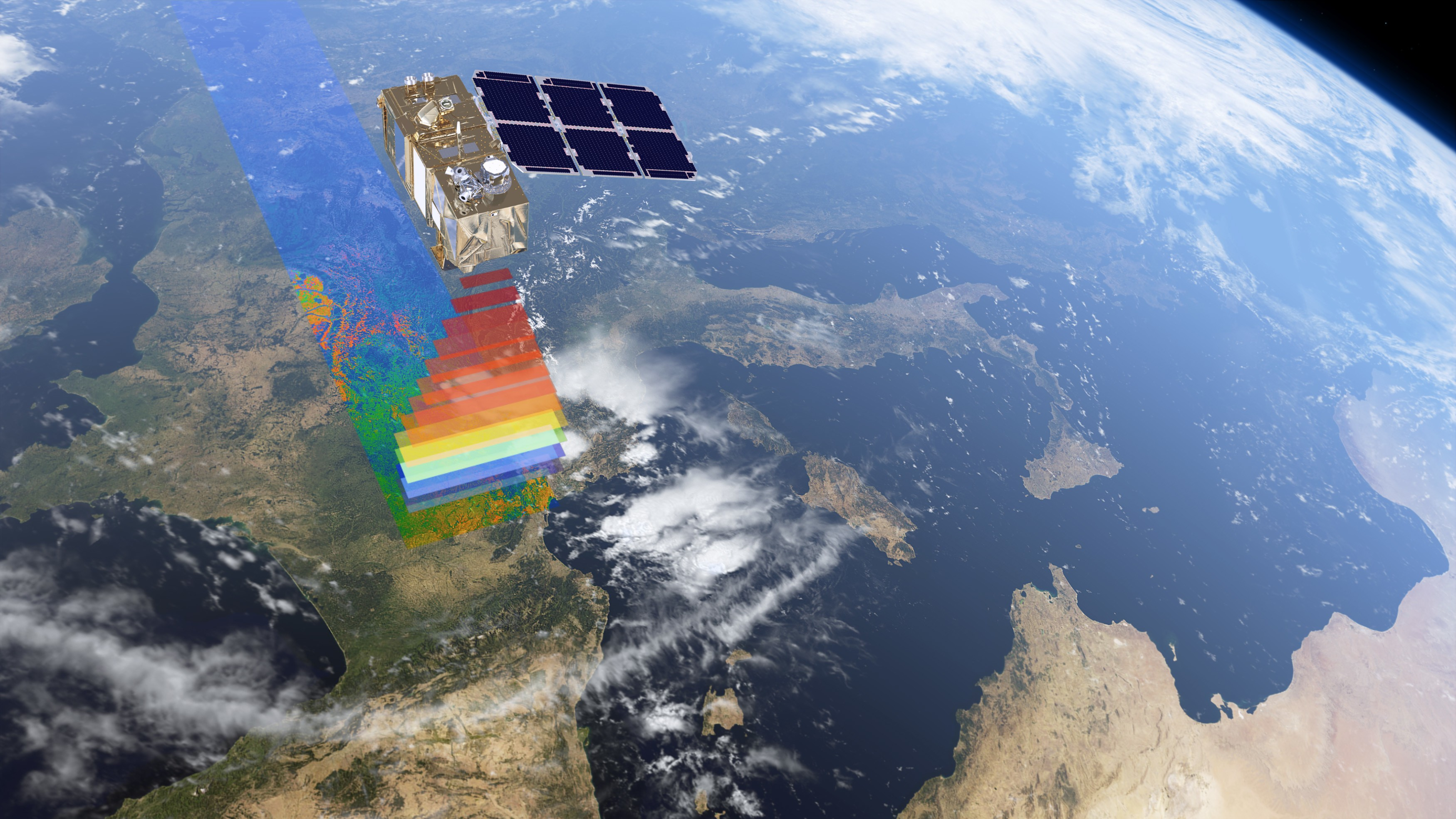 Meet Sentinel-2A, the Guardian Satellite Now Orbiting Earth