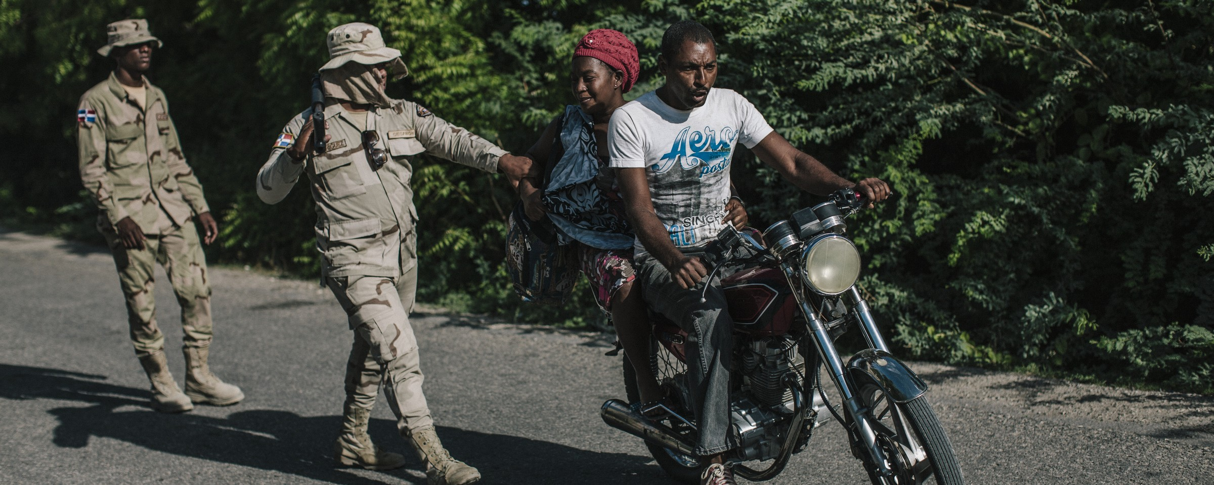 In Photos: Housing the Men and Women Being Deported From the Dominican Republic