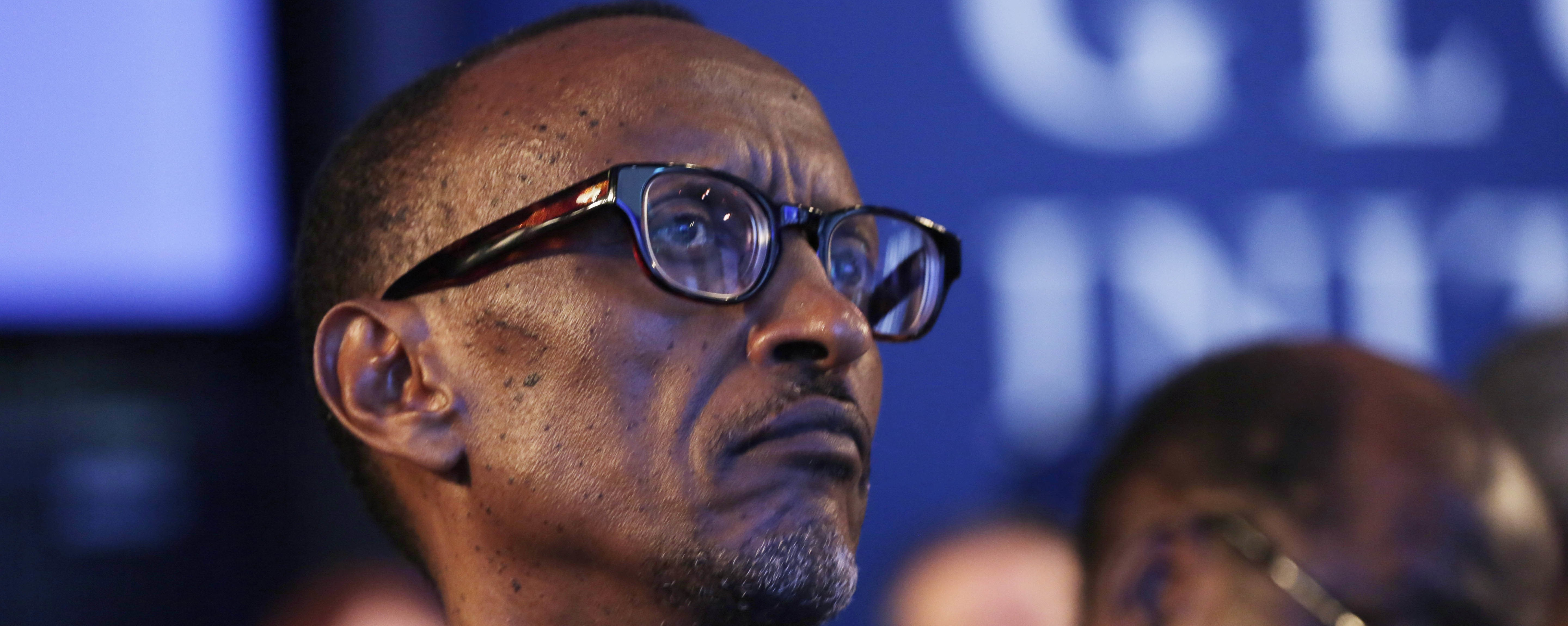 'Black People Have Become Targets for Shooting Practice': Rwandan President Hits Out at UK