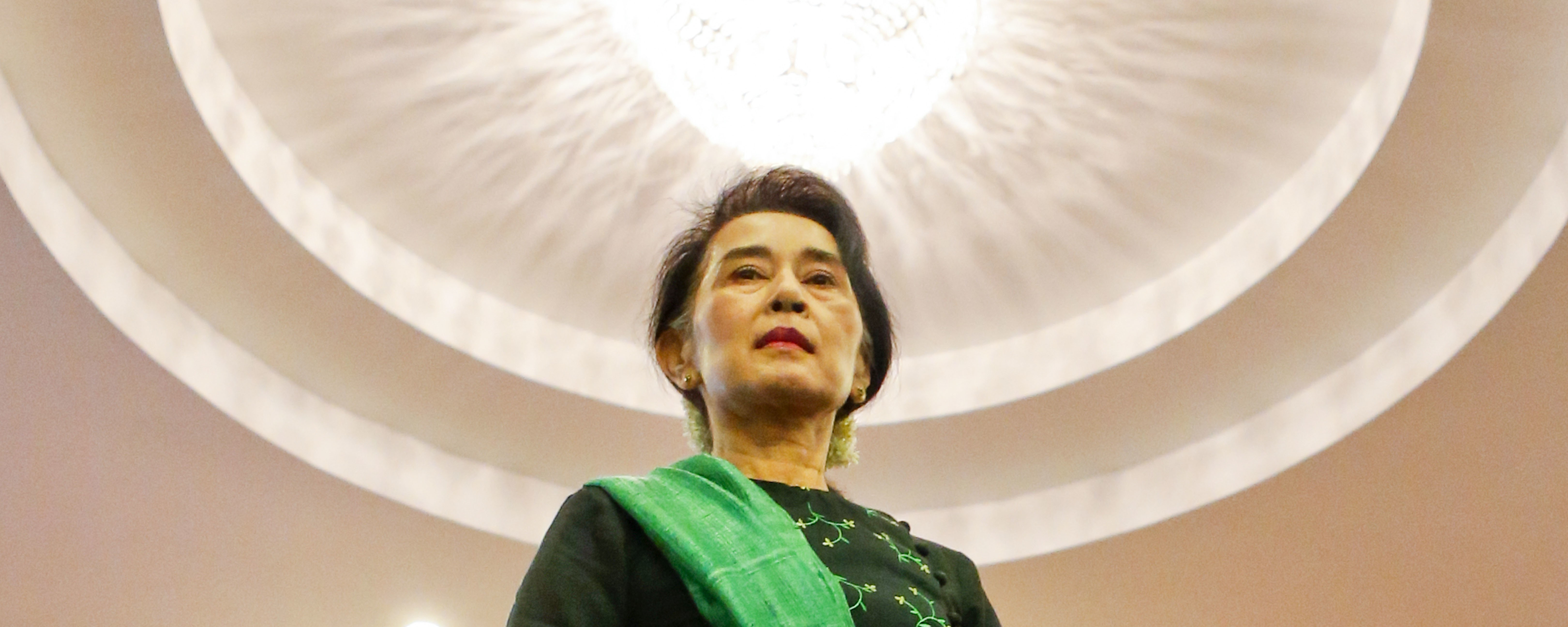 Myanmar Upholds Ban on Aung San Suu Kyi Becoming President