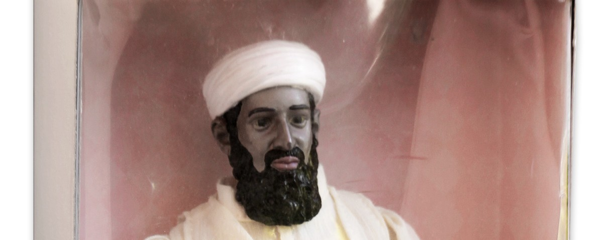 Now You Can Own the CIA's Bizarre Osama bin Laden Doll and Board Game