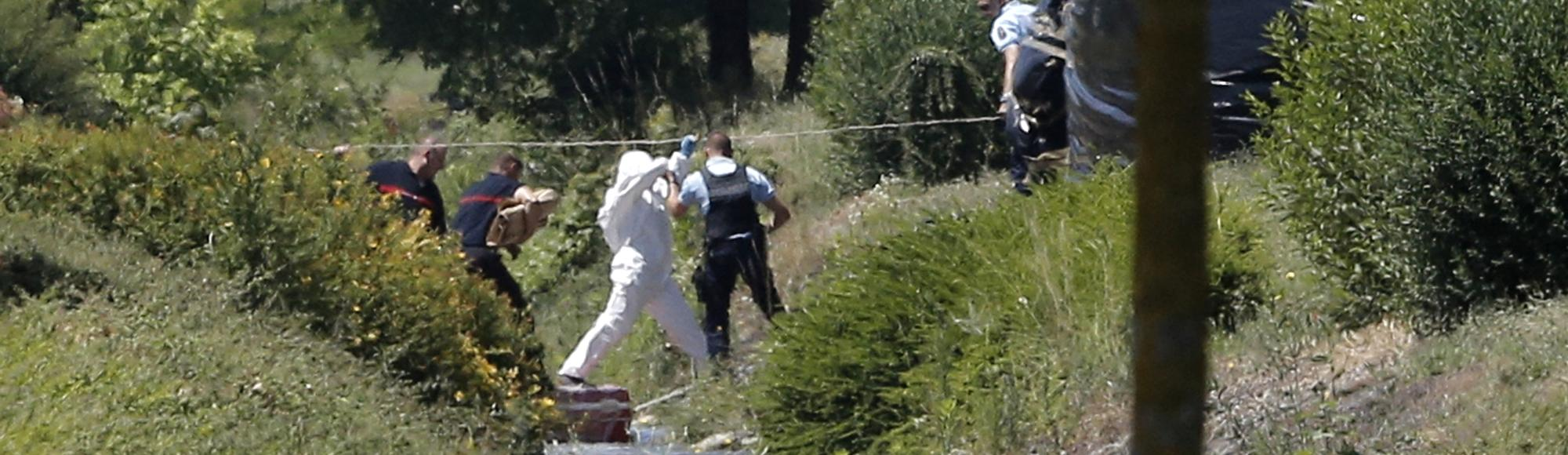 Man Decapitated in France and Islamist Banners Found on Site
