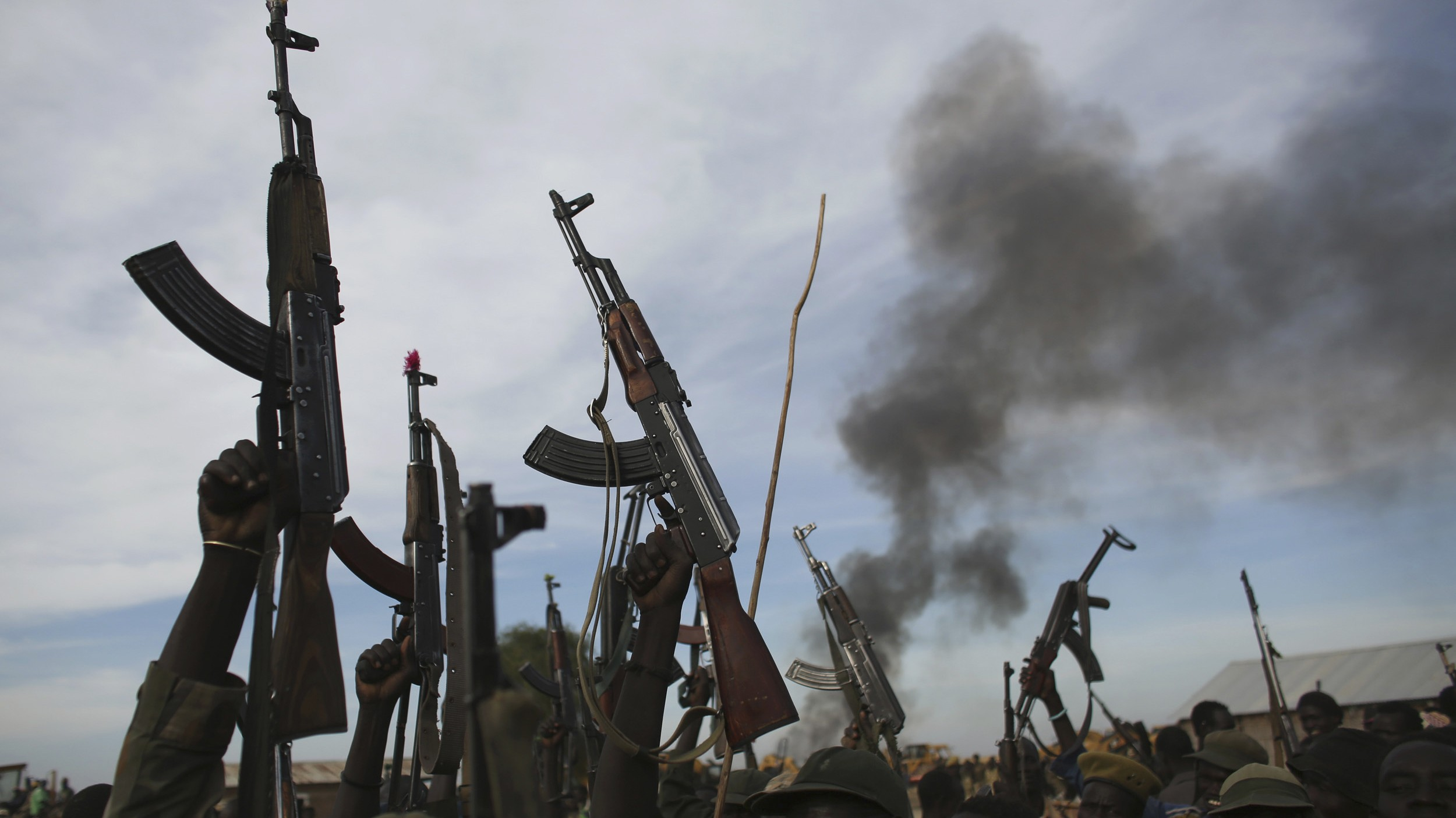 The UN Says South Sudan's Army Raped Girls and Burnt Them Alive