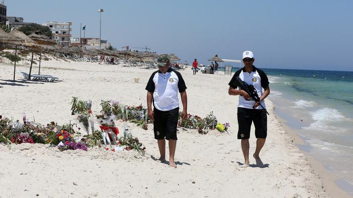 Tunisian Officials Detain Eight and Hunt Three Men Allegedly Involved in Sousse Massacre