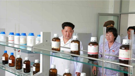 Did North Korea Really Publish Pictures of a Biological Weapons Facility?
