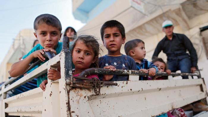 The Total Number of Syrian Refugees Has Passed 4 Million