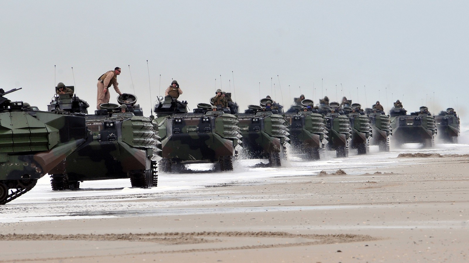 Here's What's Next for the Future of Amphibious Warfare