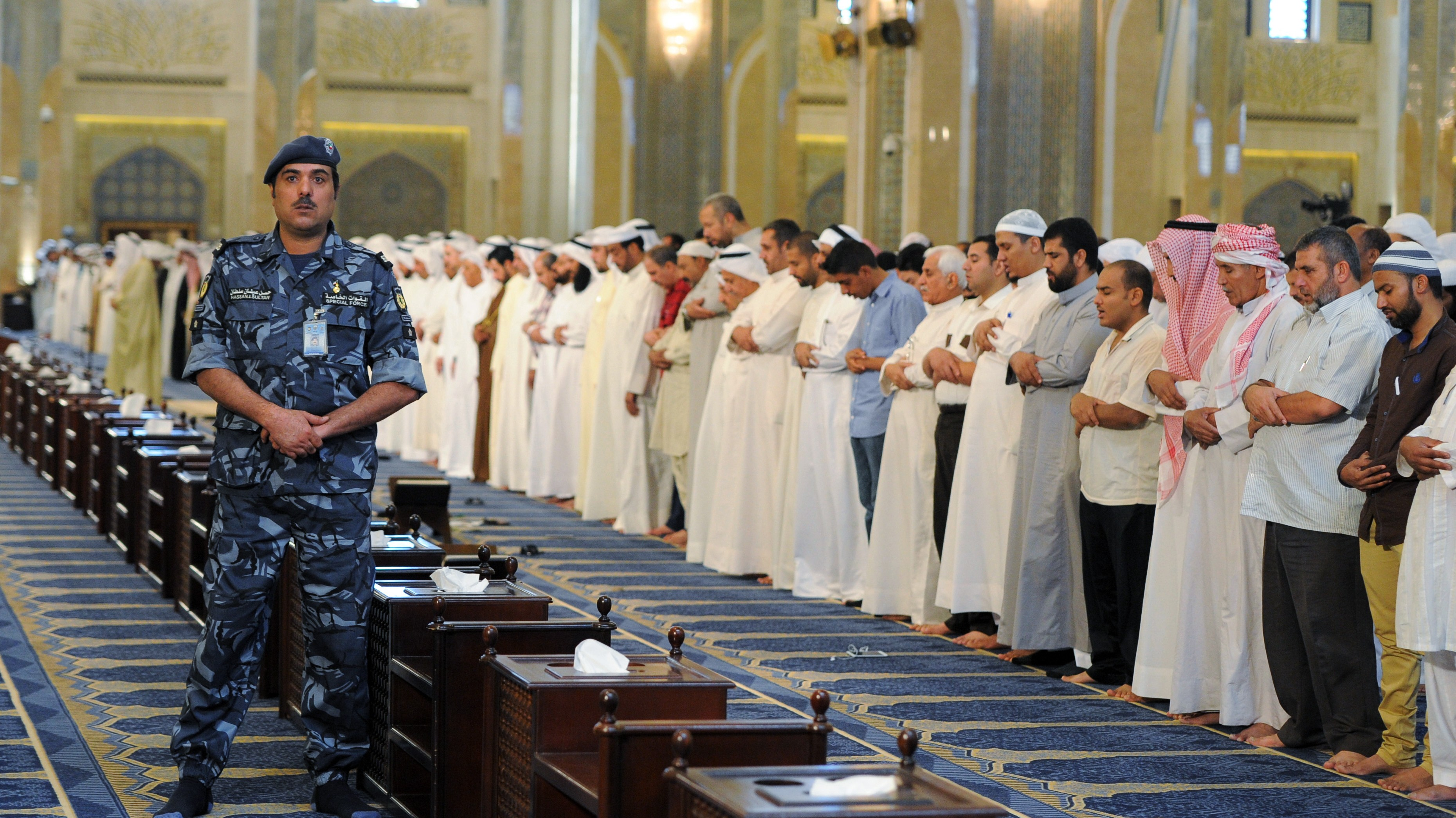 Kuwait Anti-Terror Program Prepares to Harvest the DNA of Citizens and Foreigners