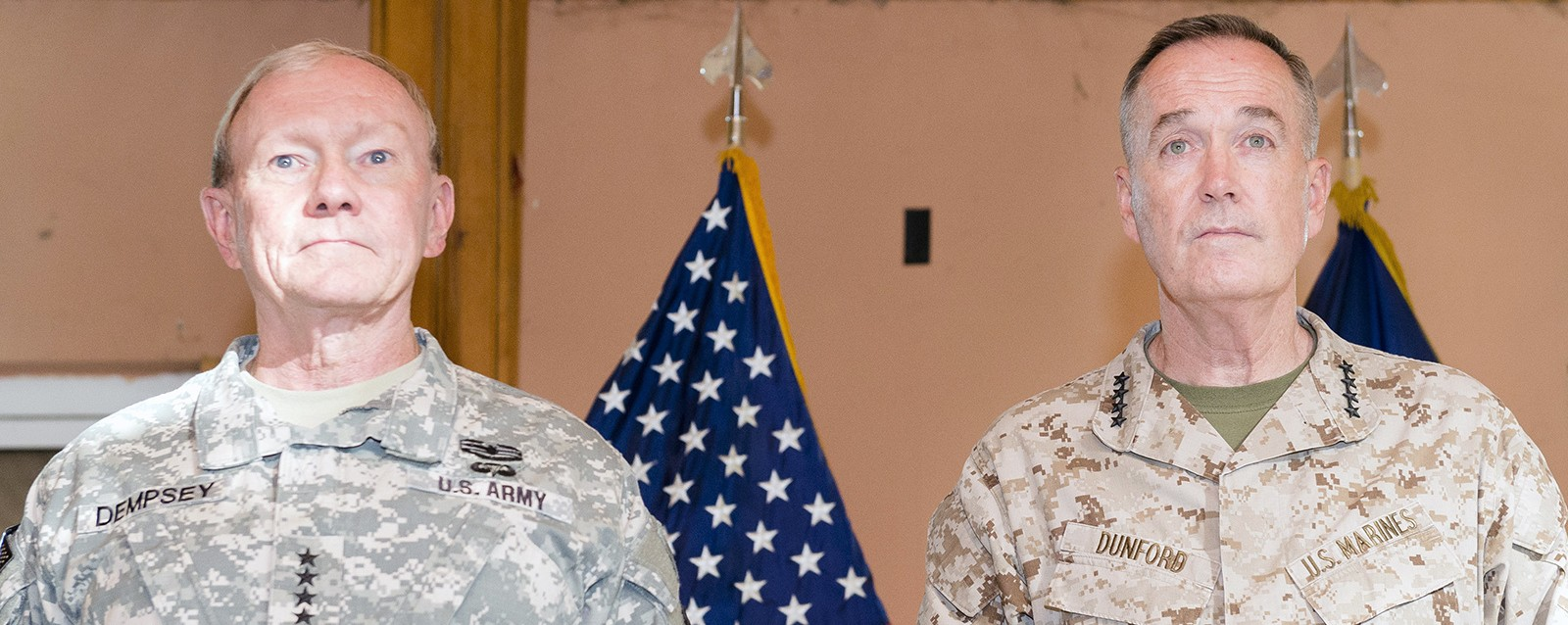 There's a Sweeping Changeover Happening Among the US Military's Top Brass