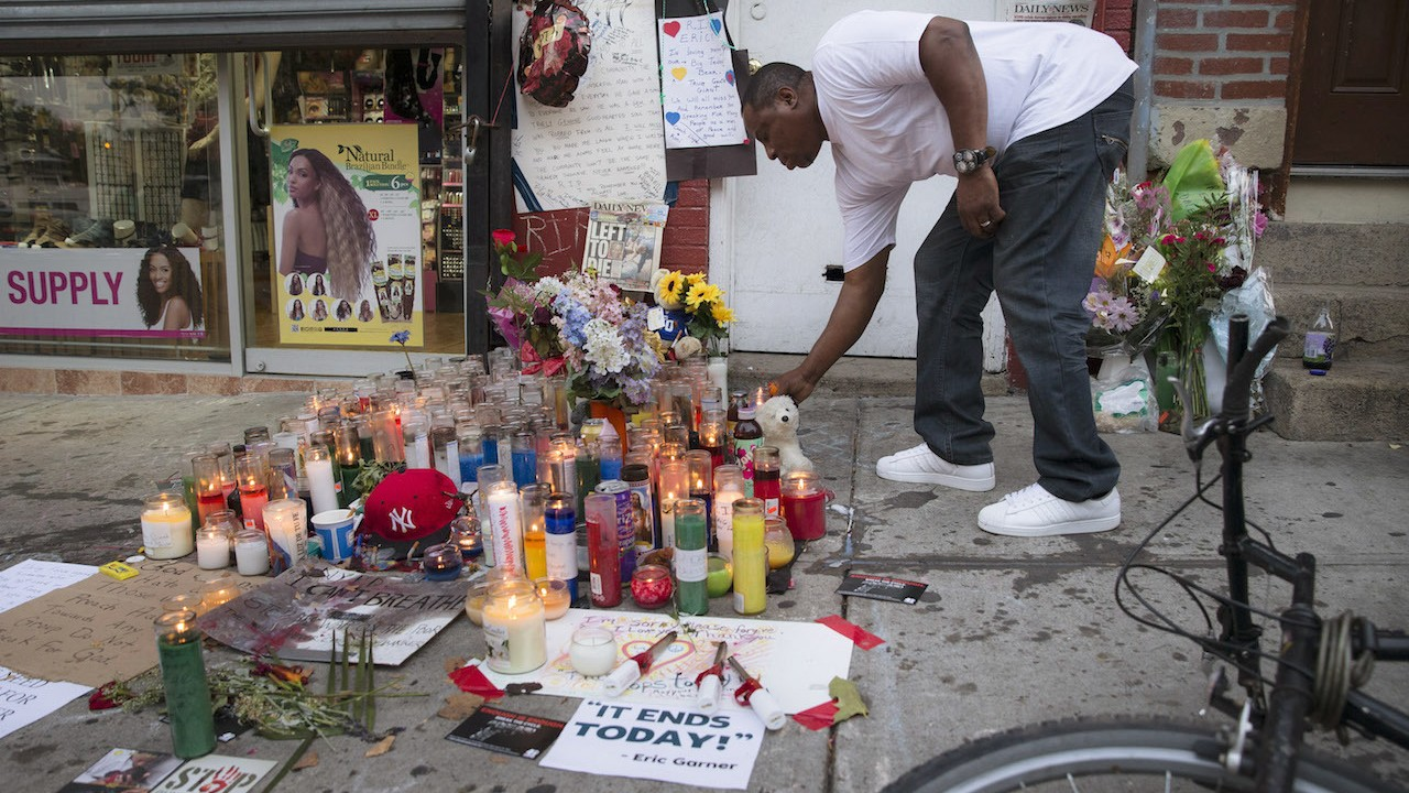 Rallies, Memorials Mark Anniversary of Eric Garner's Death