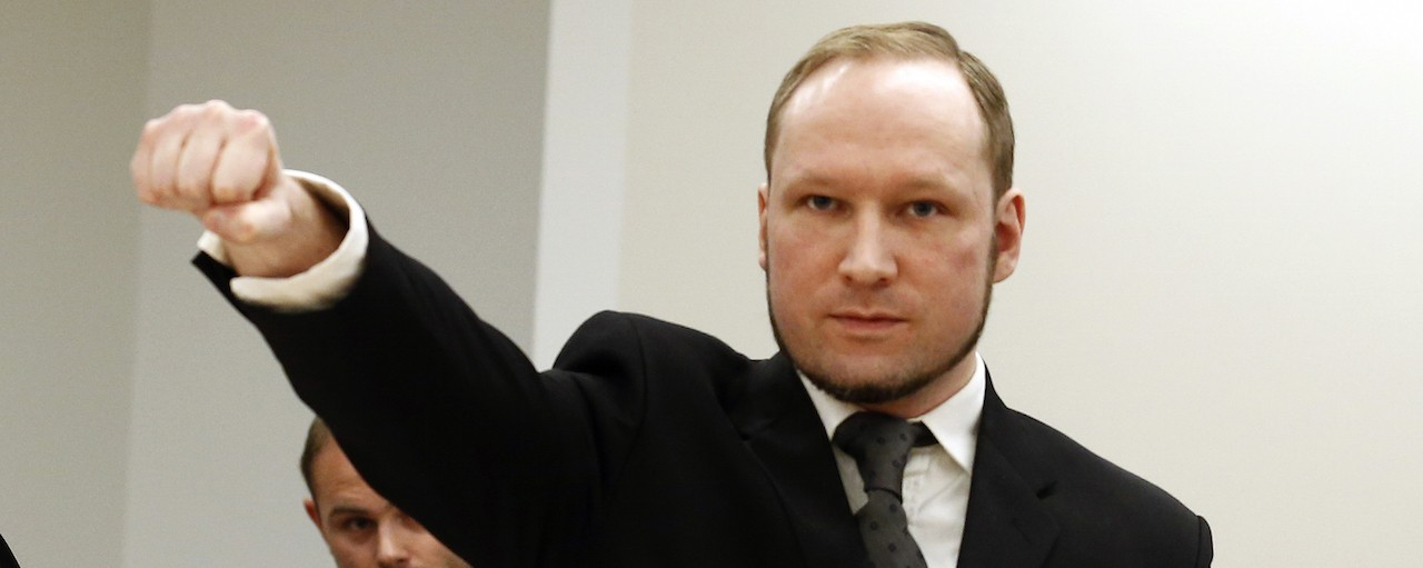 Oslo University Grants Mass Murderer Anders Behring Breivik a Spot in Its Politics Program
