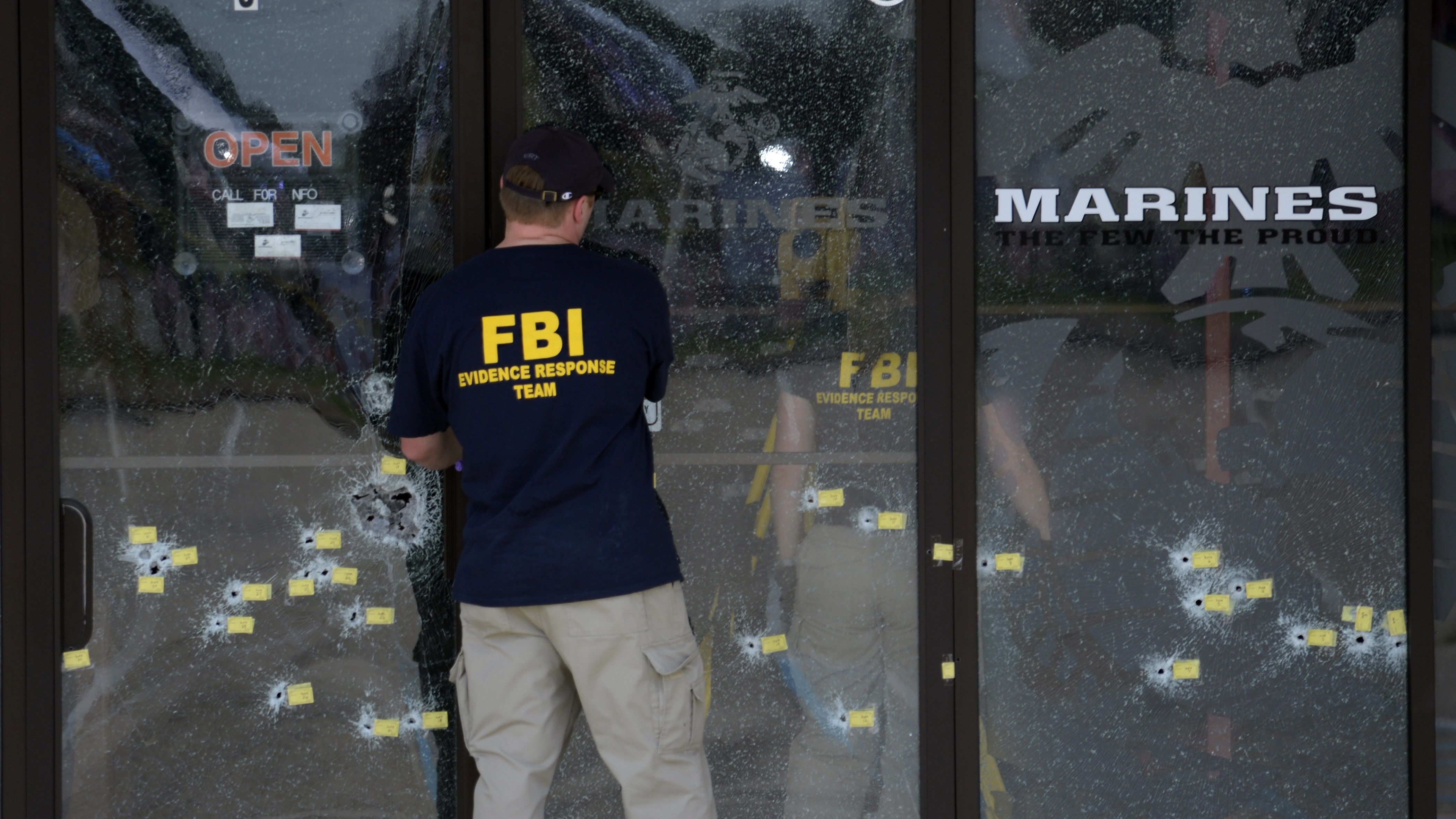 Alleged Chattanooga Shooter's Friend Reveals 'War' Text Message Sent Just Before Attack