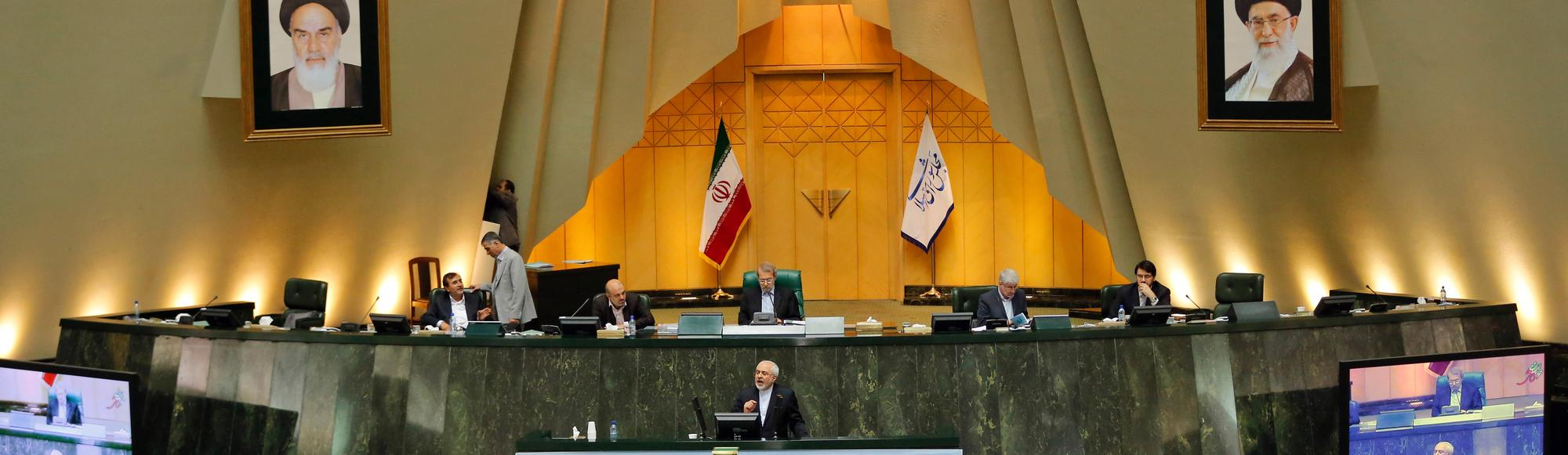 Iranian Parliament Reviews Nuclear Deal as North Korea Vows to Keep 'Nukes'