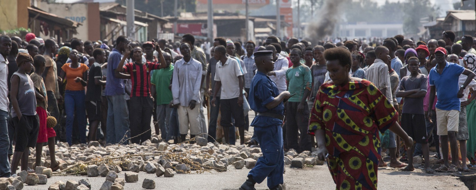 Deadly Violence Ahead of Burundi's Election Foreshadows Struggle Ahead