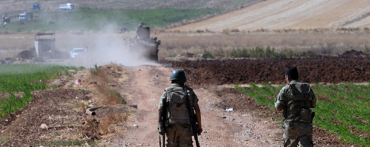 Turkish Aircraft Have Bombed Islamic State Militants in Syria