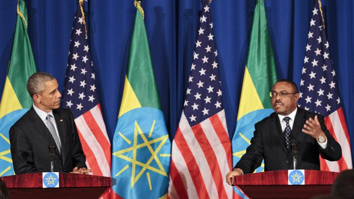 Ethiopians Aren't Optimistic That Obama Can Help End Country's Human Rights Abuses